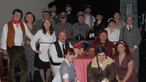 'Allo Allo' Prop Set Hire