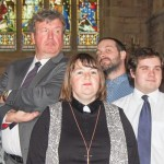 Vicar of Dibley cast – 2013