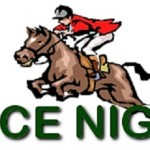 RACE NIGHT Friday 20th March 2020