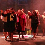 9 to 5 Dress Rehearsal Photos
