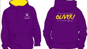 Oliver! Hoodies for sale