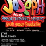 Reviews of our Youth Production of Joseph and the Amazing Technicolor Dreamcoat