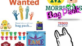 FAME JNR. Fundrasing Bag Pack at Tesco & Morrisons – Saturday 28th September